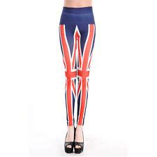 Union Jack pattern leggings,UK national flag leggings,Great Britain leggings