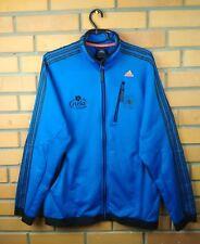 Denmark training jacket LARGE sweater soccer football Adidas