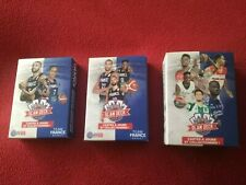 France Basketball(FFBB) - A lot of 3 different decks, collector cards.