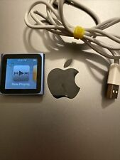 Apple iPod nano 6th Generation Light Blue -- 8GB (PC689LL)
