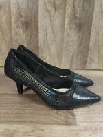 Anne Klein Women's Iflex Shoes Heels Size 6 Black