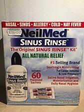 NeilMed Sinus Rinse 60 Premixed Satchets