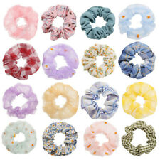 3Pcs/Set Charm Women Hair Scrunchies Elastic Ponytail Hair Tie Rope Accessories