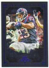 2015 Panini Gridiron Kings Framed Parallel Blue Frame #65 Arian Foster Texans