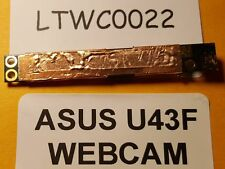 #LTWC0022 - ** TESTED ** Webcam from a ASUS U43F 0420-0068000 04G620008610