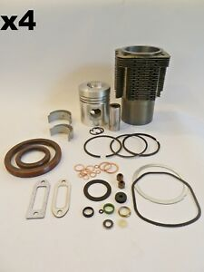 Deutz FL912 1 to 6 Cylinder Engine Rebuild Kit