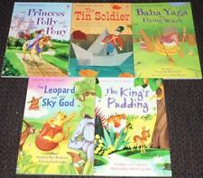 Usborne First Reading: 2 Level Three and 3 Level Four Books