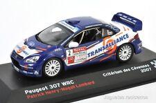 1/43 PEUGEOT 307 WRC CRITERIUM DES CEVENNES 2007 IXO ALTAYA DIECAST