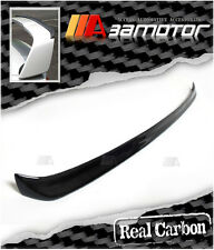 Carbon Fibre Trunk Spoiler Wing Rear Gurney Flap for Lancer Evolution X EVO 10