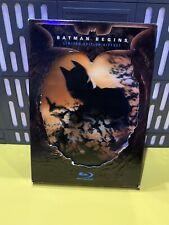 Batman Begins The Dark Night Rises (Blu-Ray 2008, Limited Edition Gift Set)