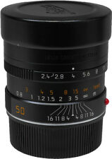 Leica 50mm f2.4 Summarit M Bajonett