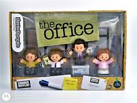 FISHER PRICE: LITTLE PEOPLE COLLECTOR - THE OFFICE 4 PACK *IN HAND UK STOCK*