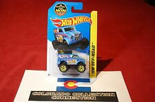Hot Wheels - Monster Dairy Delivery - 2015 Hw Off-Road - 118/250 1:64 Blue