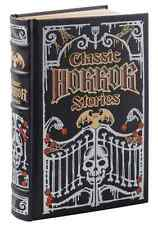 *New Sealed Leatherbound* CLASSIC HORROR STORIES(Barnes & Noble Collectibles)
