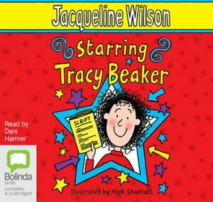 Starring Tracy Beaker by Jacqueline Wilson 9781486233243 | Brand New