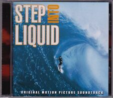 Step Into Liquid - Soundtrack - CD (Surfdog 44031-2 U.S.A.) (Brand New Unsealed)