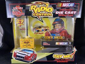 1999 Nascar Racing Champions M&M Radio Control 1:64 Diecast Stock Car R33