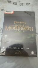 Lord of the Rings Battle for Middle Earth II 2 Collectors Edition