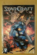 StarCraft Issue 0 Comic 2010 Wildstorm Productions Blizzard Entertainment! Mint!