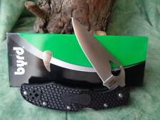 COUTEAU SPYDERCO BYRD Black FRN Cara Cara 2 Knife BY03PBK2
