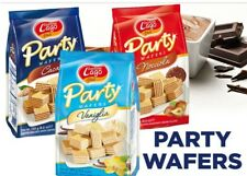 Lago Party Wafer pack 250g x 3 Packs from MDfoods