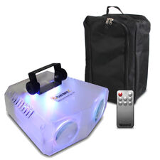 Nomia Clear Double Moonflower RGBAW LED Light & Gearsak Accessory Carry Bag