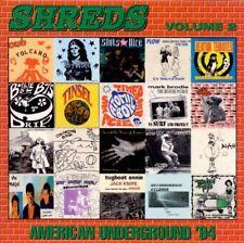 Various Artists - Shreds Vol 2 - Cub Sluts For Hire Broken Toys Blah PUNK NEW CD