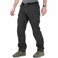 Pentagon BDU 2.0 Trousers Combat Cargo Tactical Police Security Work Pants Black