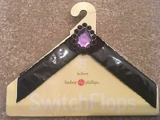 NEW Lindsay Phillips Switchflops Straps Kolleen size small 5/6 Beautiful