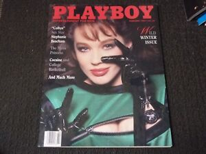 US Playboy Magazine February 1987 Julie Peterson