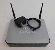 Cisco RV220W 4 Port Gigabit Wireless Security Firewall VPN Router