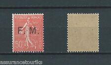 FRANCHISES MILITAIRES - 1929 YT 6 - NEUF** MNH - COTE 22,00 €