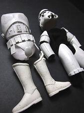 """1/6 Star Wars Stormtrooper Kenner Armor outfit Set - 12"""" Darth Vader Trooper"""