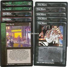 The Rack x10 KoT 3rd Ed CE VTES Jyhad