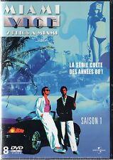 Les FLICS de MIAMI  Intégrale saison 1 - Coffret Boitier 8 dvd NEUF