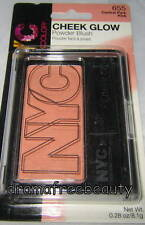 New York Color NYC Cheek Glow Blush 655 *CENTRAL PARK PINK* Sheer Peachy Pink BN