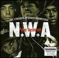 N.W.A. - STRENGTH OF STREET : BEST OF D/Rem CD ~ NWA / DR DRE / ICE CUBE *NEW*