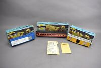 Athearn Miniature Trains HO Scale Kits Southern Pacific Union Railroad Lot of 3