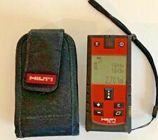 Hilti PD40 Medidor de Distancia Láser Rango// PD-40