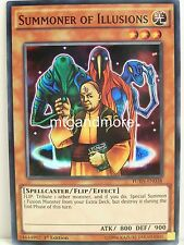 Yu-Gi-Oh - 1x Summoner of Illusions - FUEN - Fusion Enforcers - Englisch