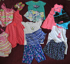 Gymboree & more clothing lot several lines size 10-12 anchore beach octopus