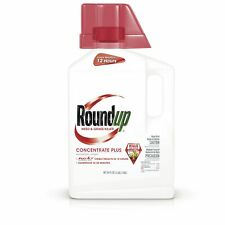 Roundup Weed and Grass Killer Concentrate Plus, 64 oz