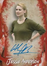 2016 Alexandra Breckenridge Topps The Walking Dead Survival Box Autographed Auto