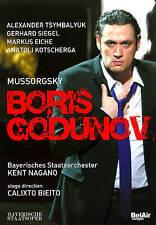 NEW DVD: Mussorgsky-Boris Godunov (Nagano) (2014)