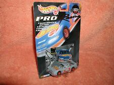 Hot Wheels - PRO RACING - HOT WHEELS - 1998 Pontiac Grand Prix - 1/64  Test Car