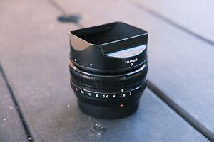 Fujifilm Fujinon 18mm f/2 R WR Lens FREE EXPRESS POST