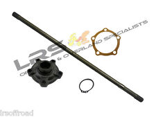 LANDROVER DEFENDER REAR DRIVESHAFT KIT DEFENDER 90 110 OS SIDE HALF SHAFT KIT