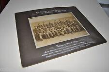 Grande Photo 1915 HILDESHEIM Fotos Allemands 18° Korpor AVEC NOMS SOLDATS