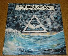 LP Vinile RECORD obliterazione obscured within Heavy Metal