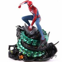 Marvel Limited PS4 Spider-Man Spiderman PVC Action Figure Collectible Model Toys